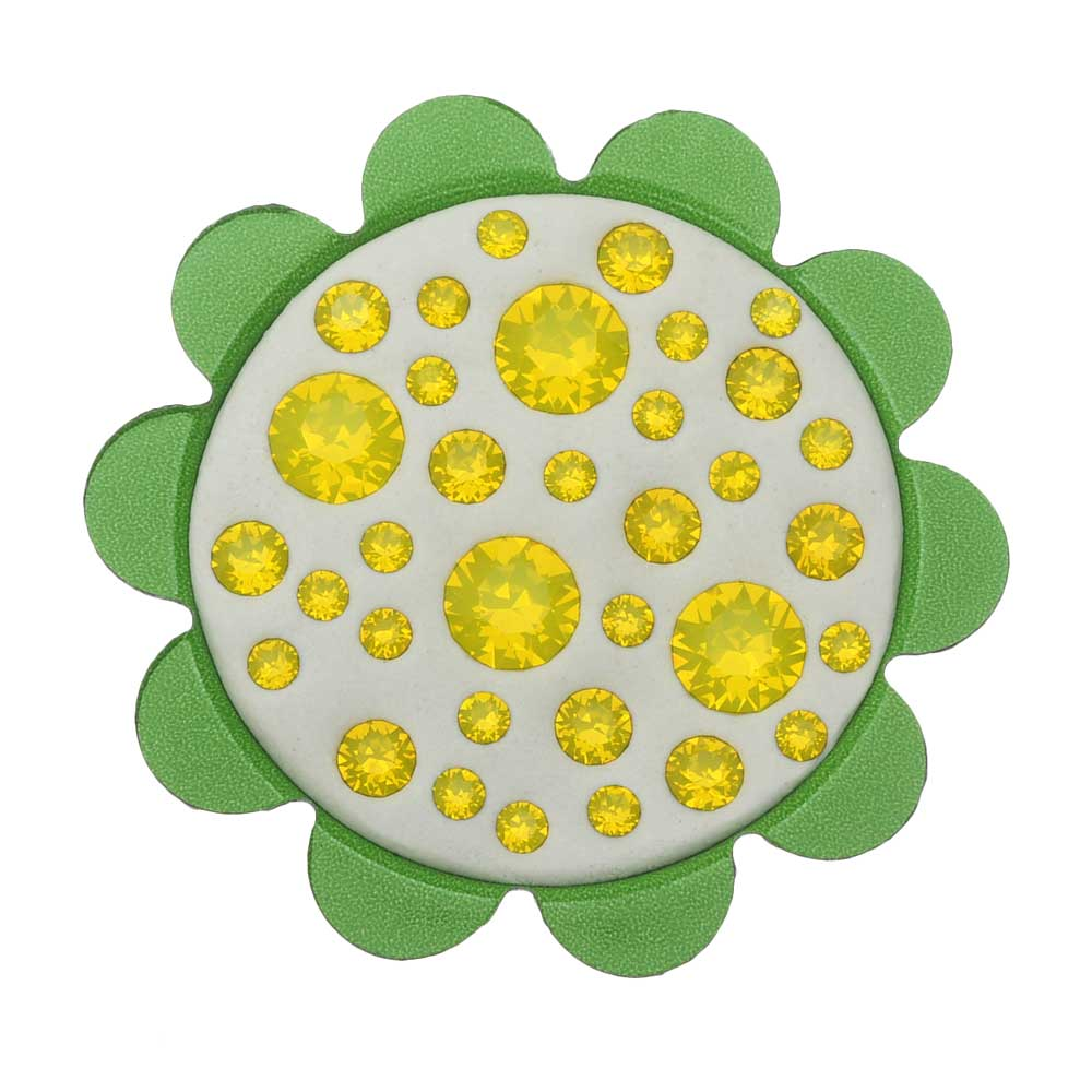Retired - Flower Power Magnet