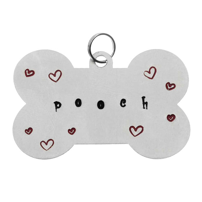 Retired - Love my Pooch Collar Tag