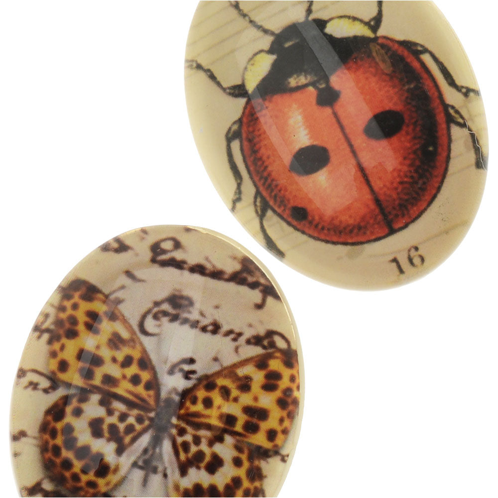 Retired - Bugs, Birds, and Branches Magnet Set