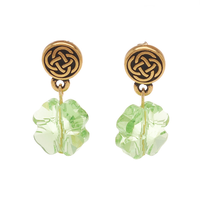 Luck o' the Irish Earrings