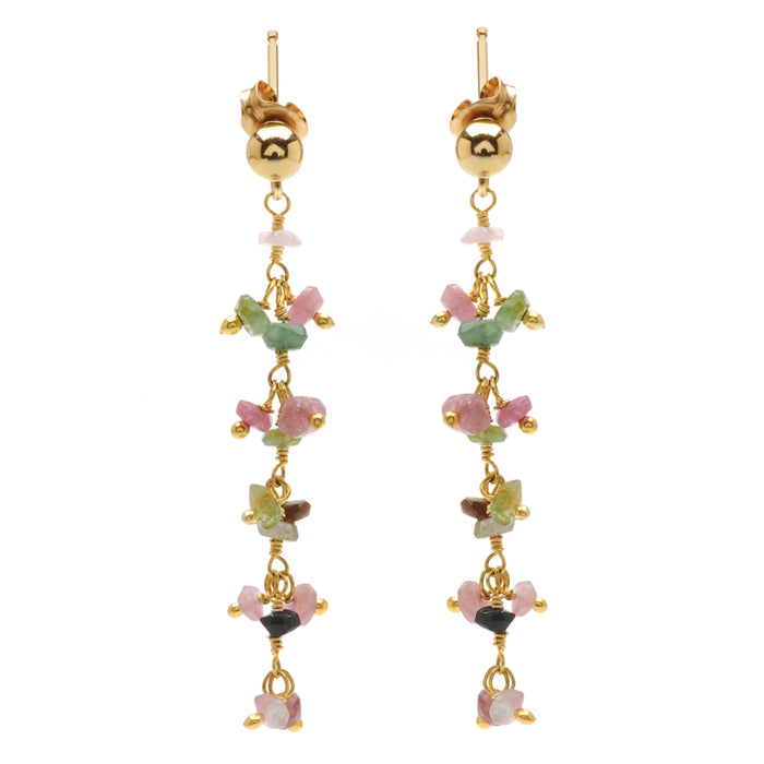 Tourmaline Dream Earrings
