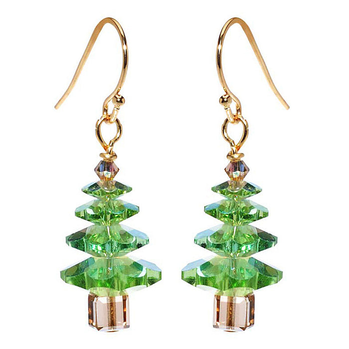 Retired - Home For Christmas Earrings