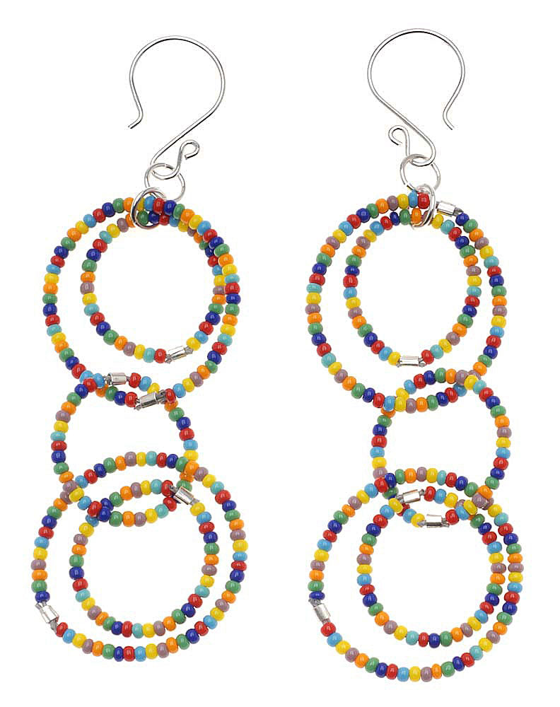 Retired - Fruit Loops Earrings