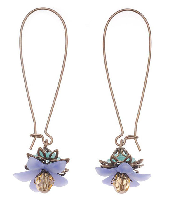 Retired - Flowerbomb Earrings