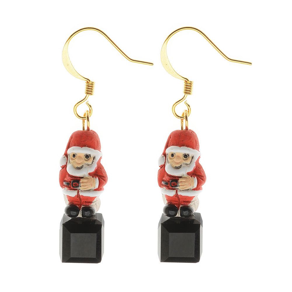 Retired - Coming Down the Chimney Earrings