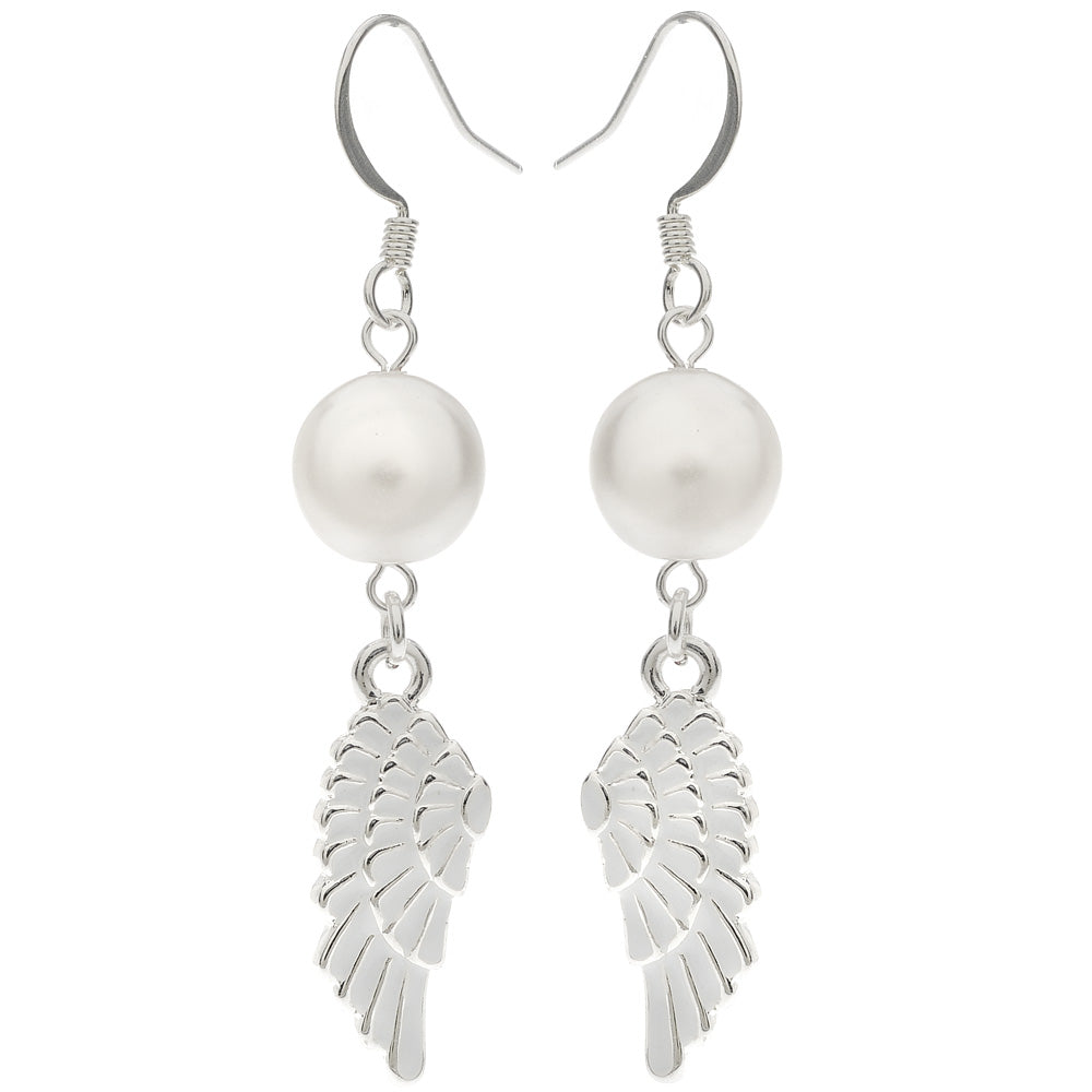 Retired - Dream Angel Earrings