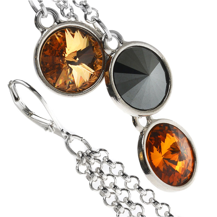 Retired - Harvest Dance Earrings