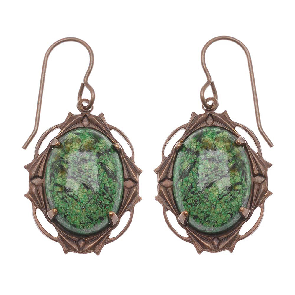 Retired - Wearing of the Green Earrings