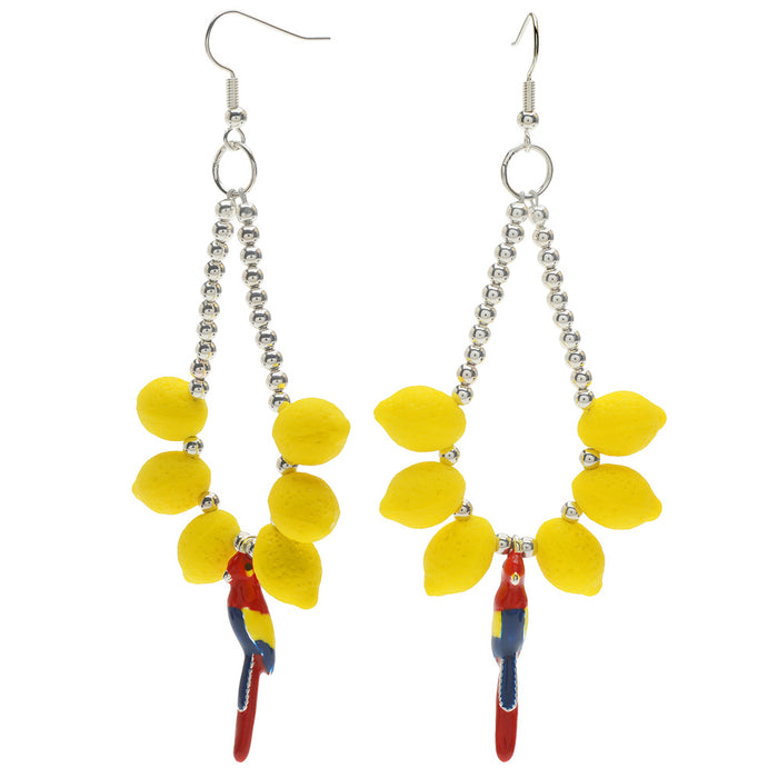 Retired - Parrot Bay Earrings