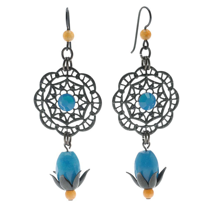 Retired - Mandala Earrings
