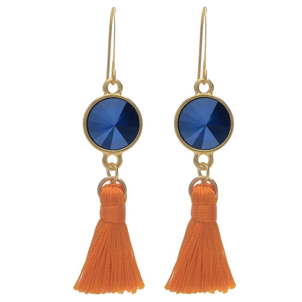 Retired - Da Bears Earrings