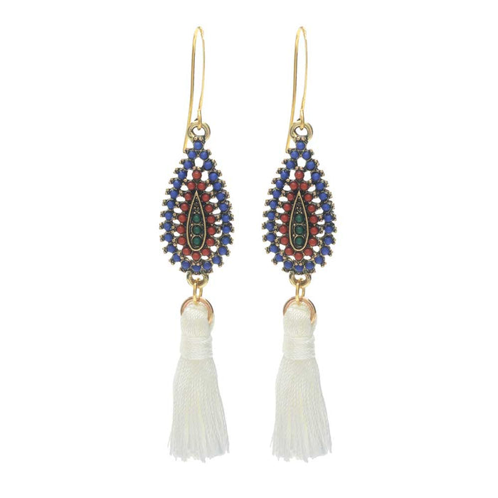Sante Fe Tassel Earrings