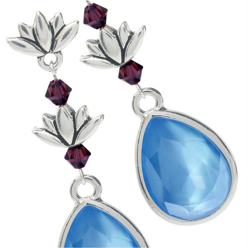 Moody Blues Earrings