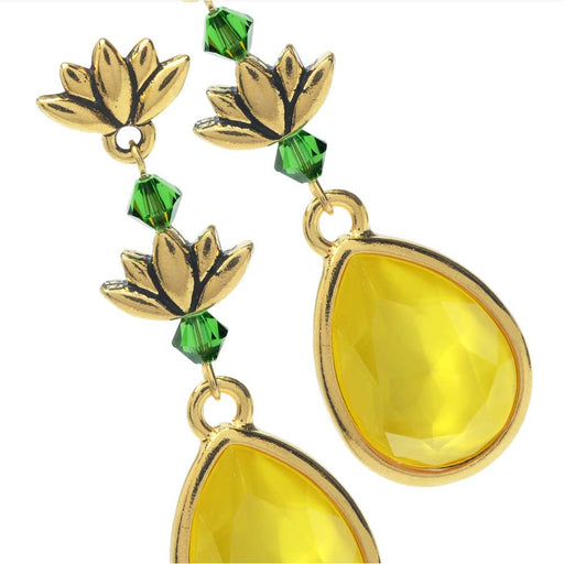 Sweet Pineapple Earrings