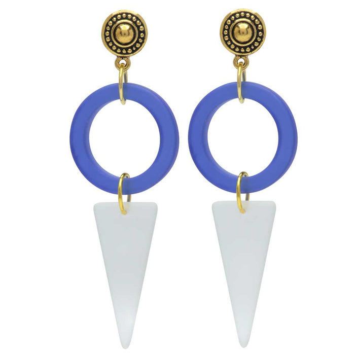 Retired - Starboard Earrings