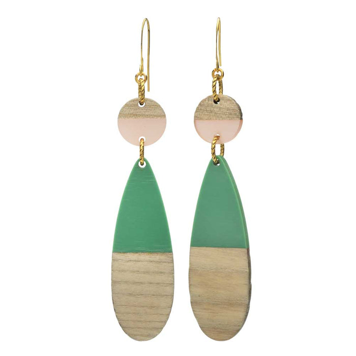Garden Gal Drop Earrings