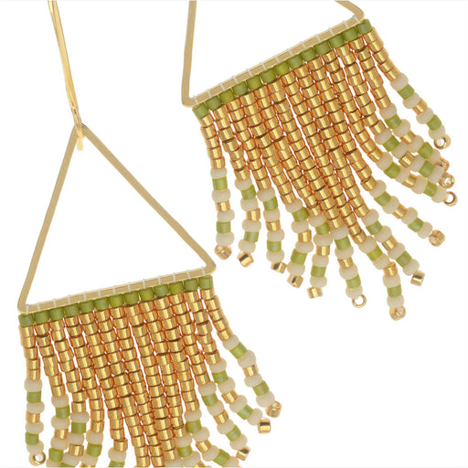 Frisky Fringe Earrings