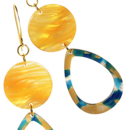 Tidepool Sunrise Earrings