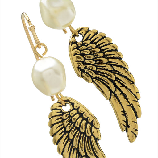 Angel's Flight Earrings