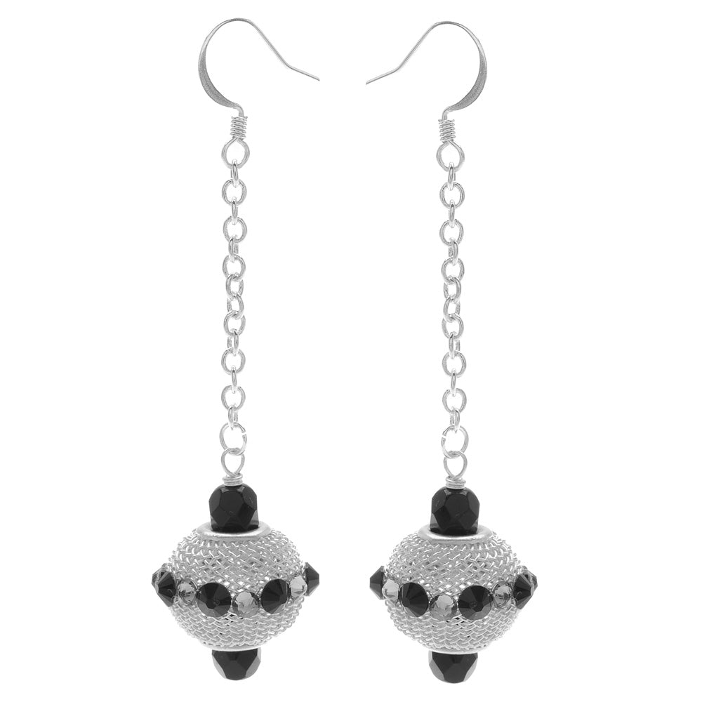 Retired - Sputnik Earrings