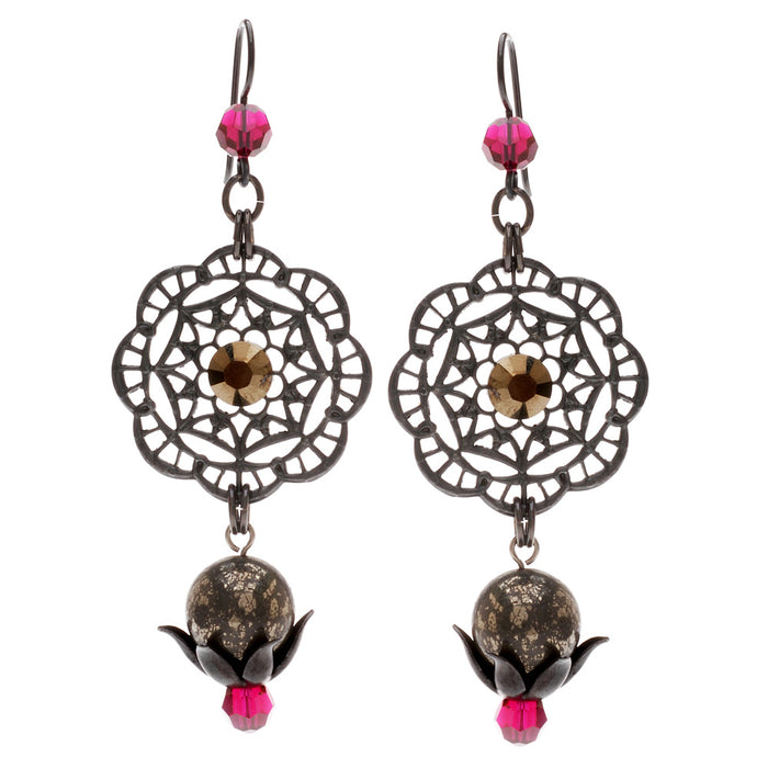 Retired - Esmeralda Earrings