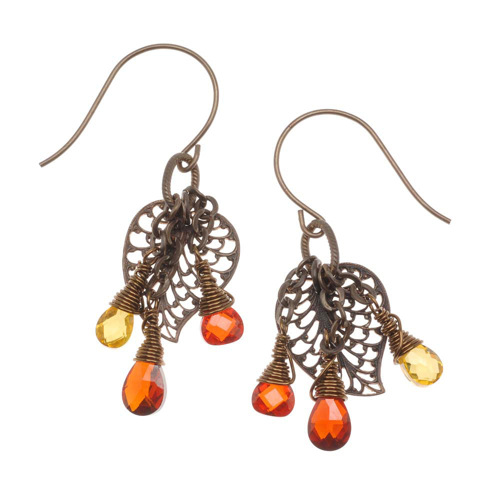 Retired - All about Autumn Earrings