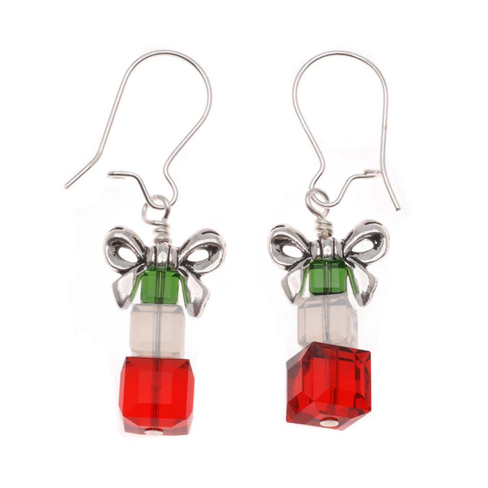 Retired - Gift Box Earrings