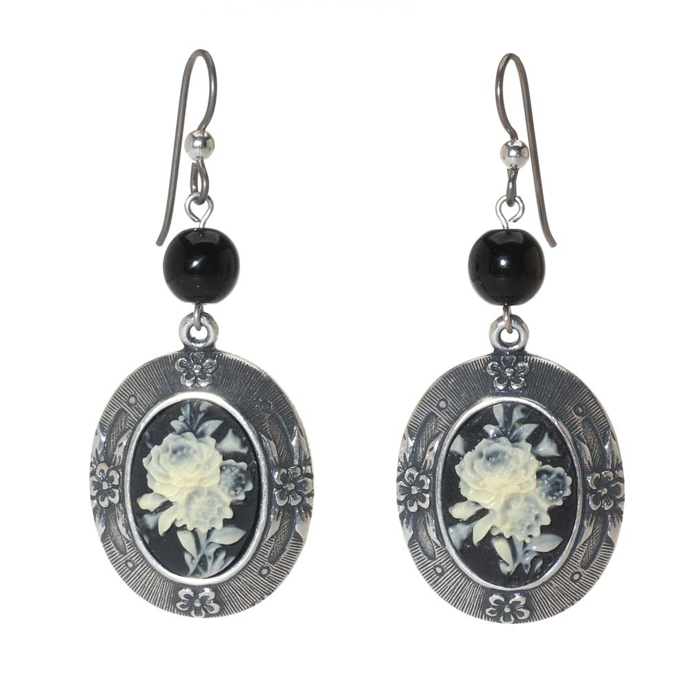 Retired - The Lady of the House Earrings