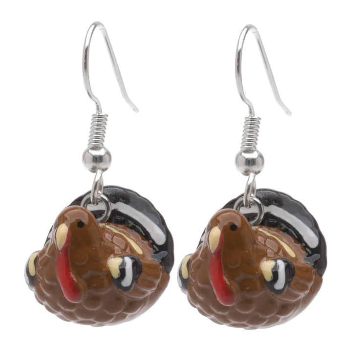 Gobble Gobble Earrings