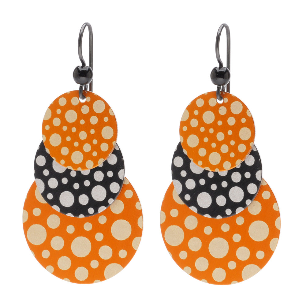Retired - Bubble Halloween Earring