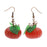 Retired - Pumpkin Patch Earrings