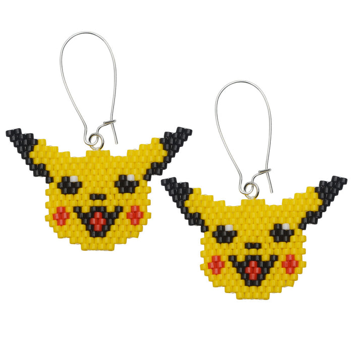 Retired - Pokemon Pikachu Earrings