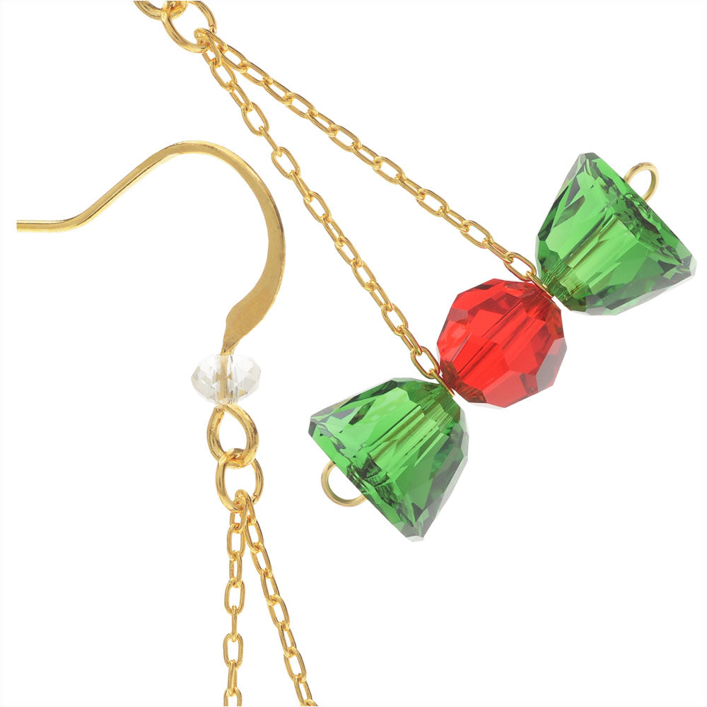 Retired - Christmas Treat Earrings