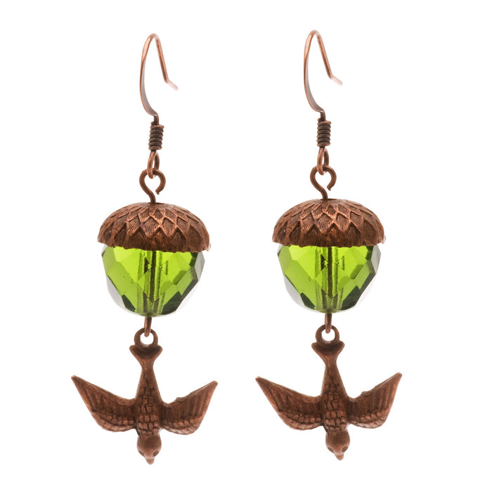 Retired - Learning to Fly Earrings