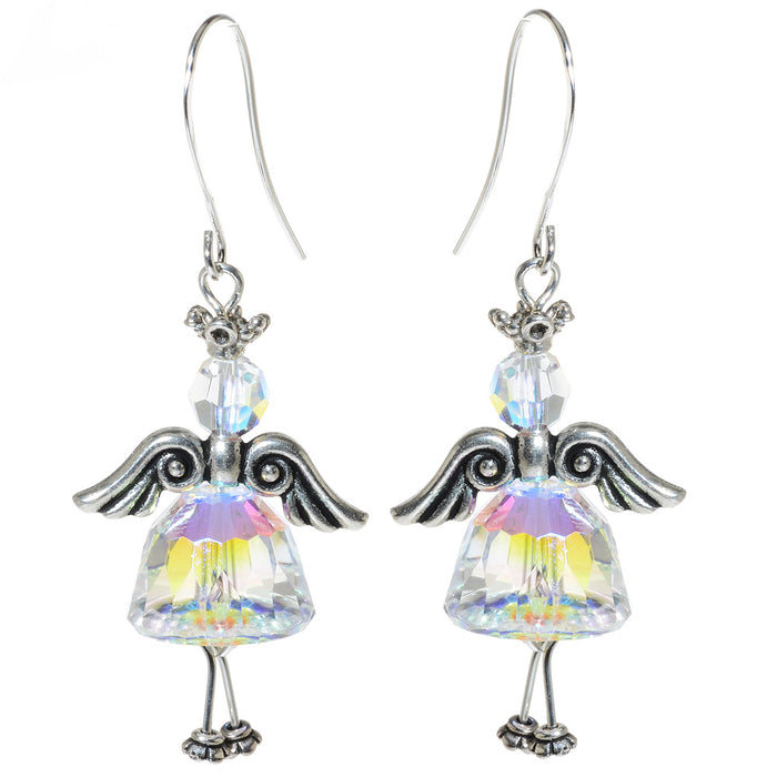 Retired - Dancing Angel Earrings