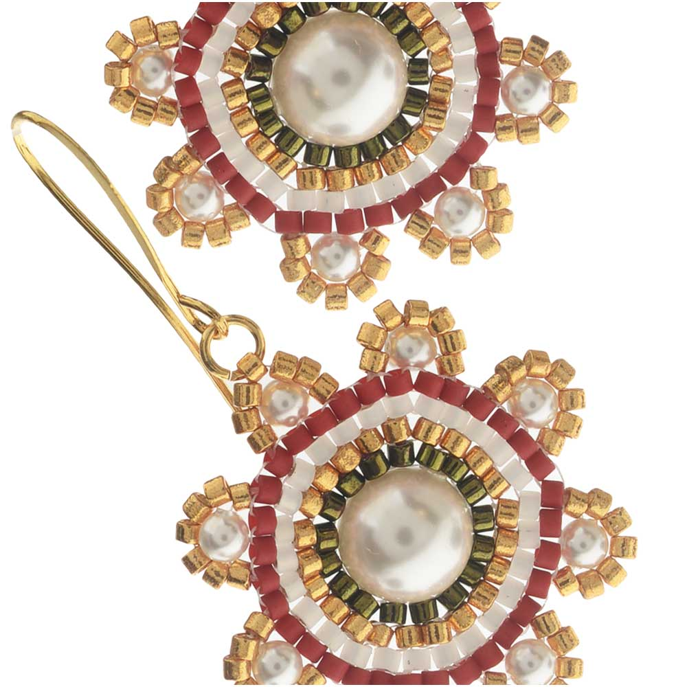 Feliz Navidad Earrings