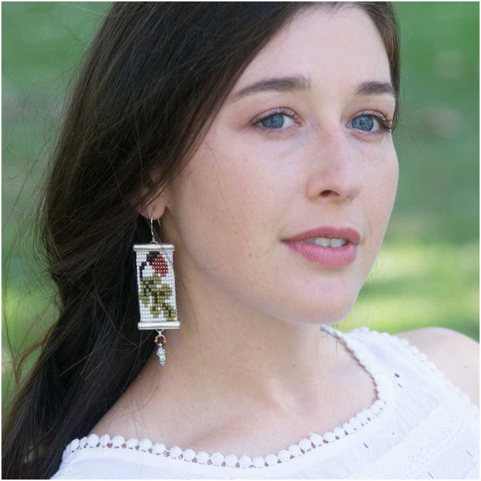 Oak Seedling Earrings