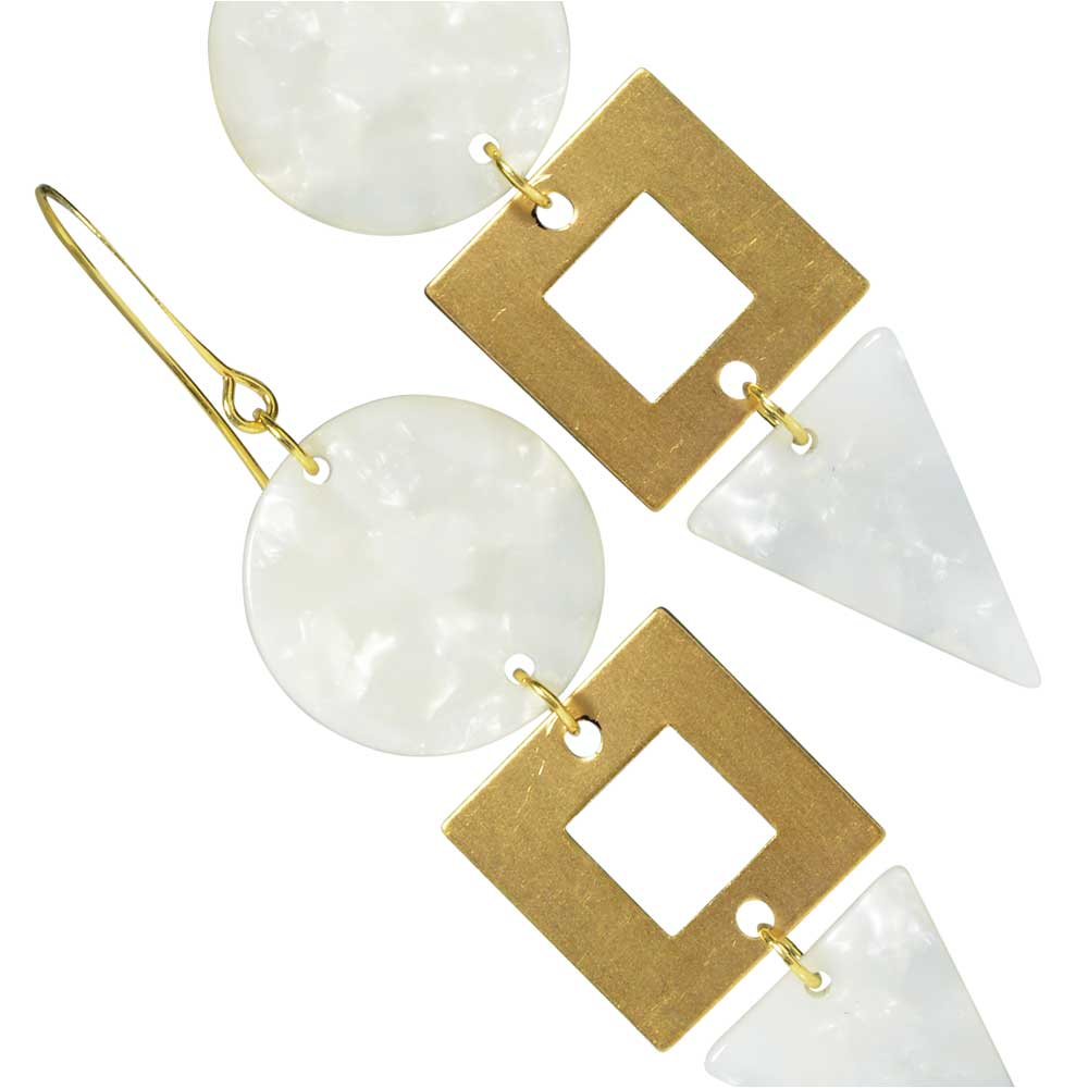 Retired - Olympia Earrings