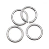 Sterling Silver Open Jump Rings 6mm 19 Gauge (10)