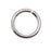 Sterling Silver Open Jump Rings 10mm 14 Gauge Heavy (4)