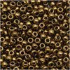 Toho Round Seed Beads 6/0 #223 'Antique Bronze' 8g