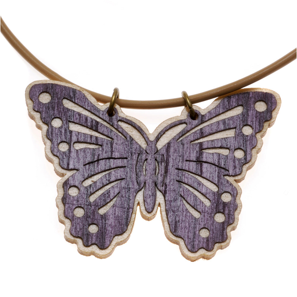 Retired - Butterfly Grove Necklace
