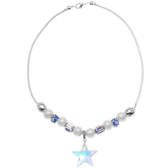 Retired - Stellar European Style Necklace