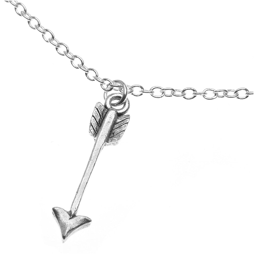 Straight Shooter Necklace