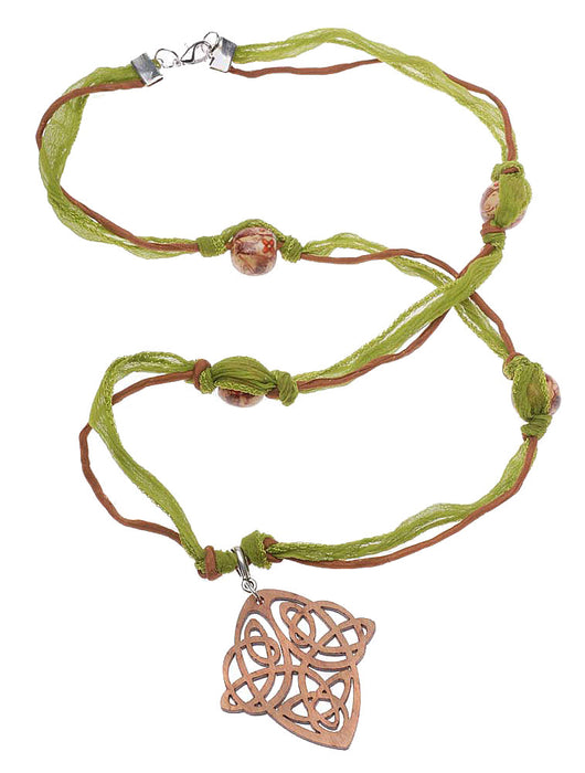 Retired - Celtic Knot Necklace