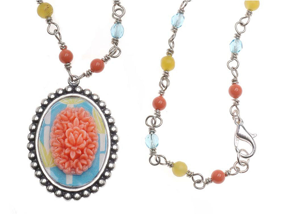 Retired - Beautiful Day Necklace