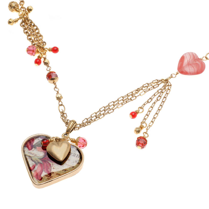 Retired - Love Grows Necklace