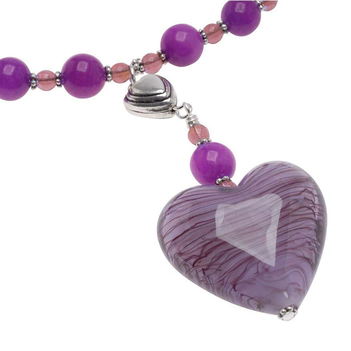 Retired - Candy Heart Necklace