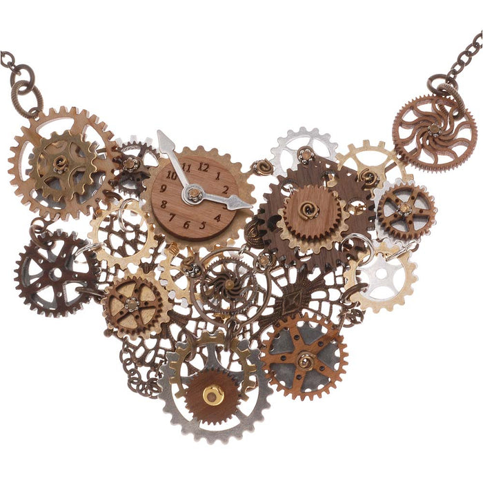 Retired - Full Steam Ahead Necklace