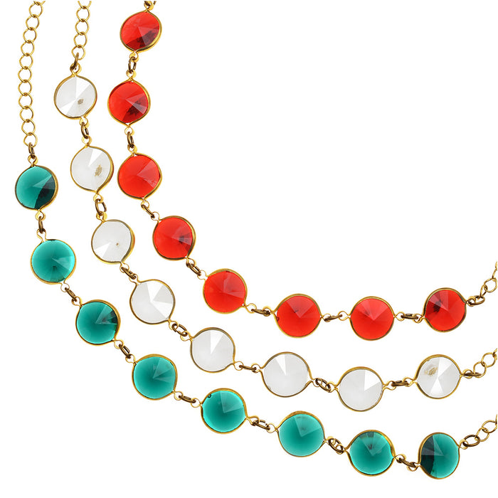 Retired - Christmas Soiree Necklace